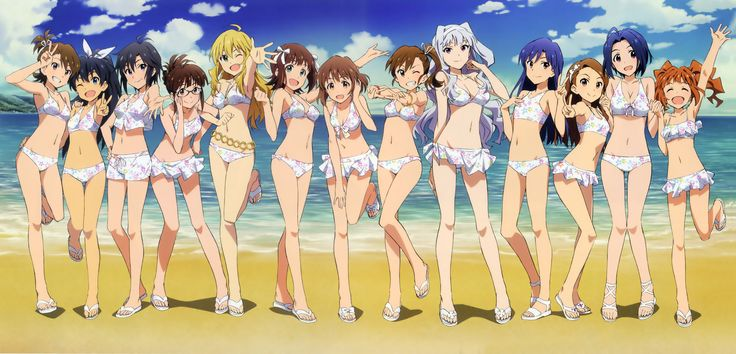 The iDOLM@STER Movie: Kagayaki no Mukougawa e! BD Subtitle Indonesia