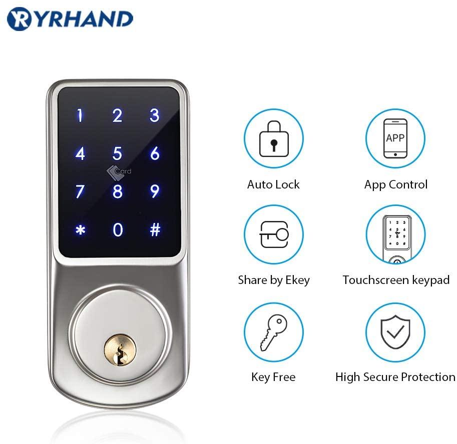 HS-SL1004 - Cerradura Electrónica Digital Yrhand