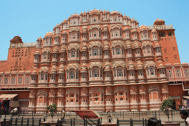 JAIPUR – The Pink City of Rajasthan, hawa mahal