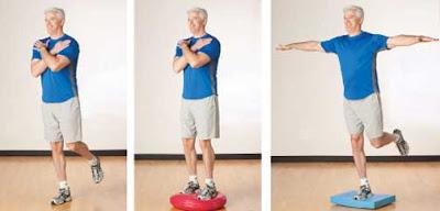 9 Ways to Train Balance