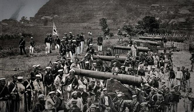 Sejarah Penjajahan Zaman Portugis, Spanyol, Belanda, Inggris dan Jepang di Indonesia Lengkap