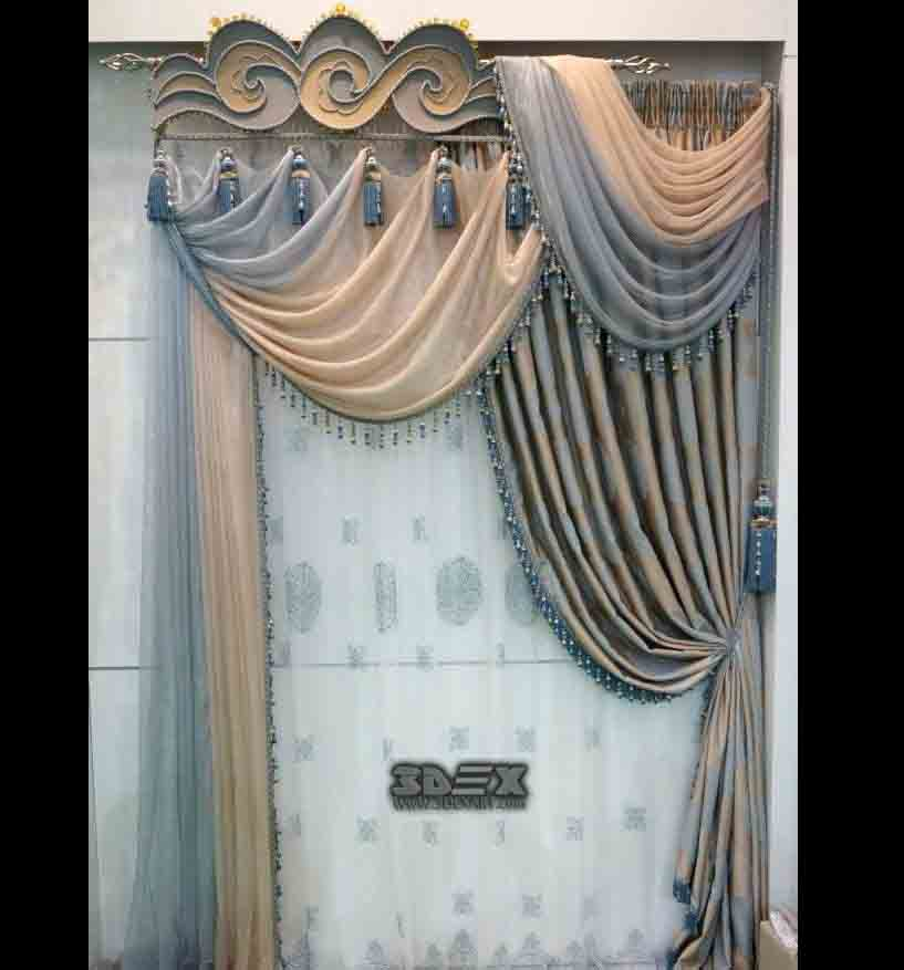 modern bedroom curtain design ideas window curtains 2018 - Window Curtain Design Ideas