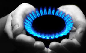 تمديدات الغاز المركزي