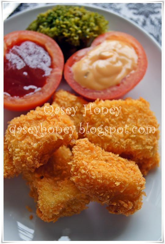 Fillet Dori Goreng Rangup Qasey Honey