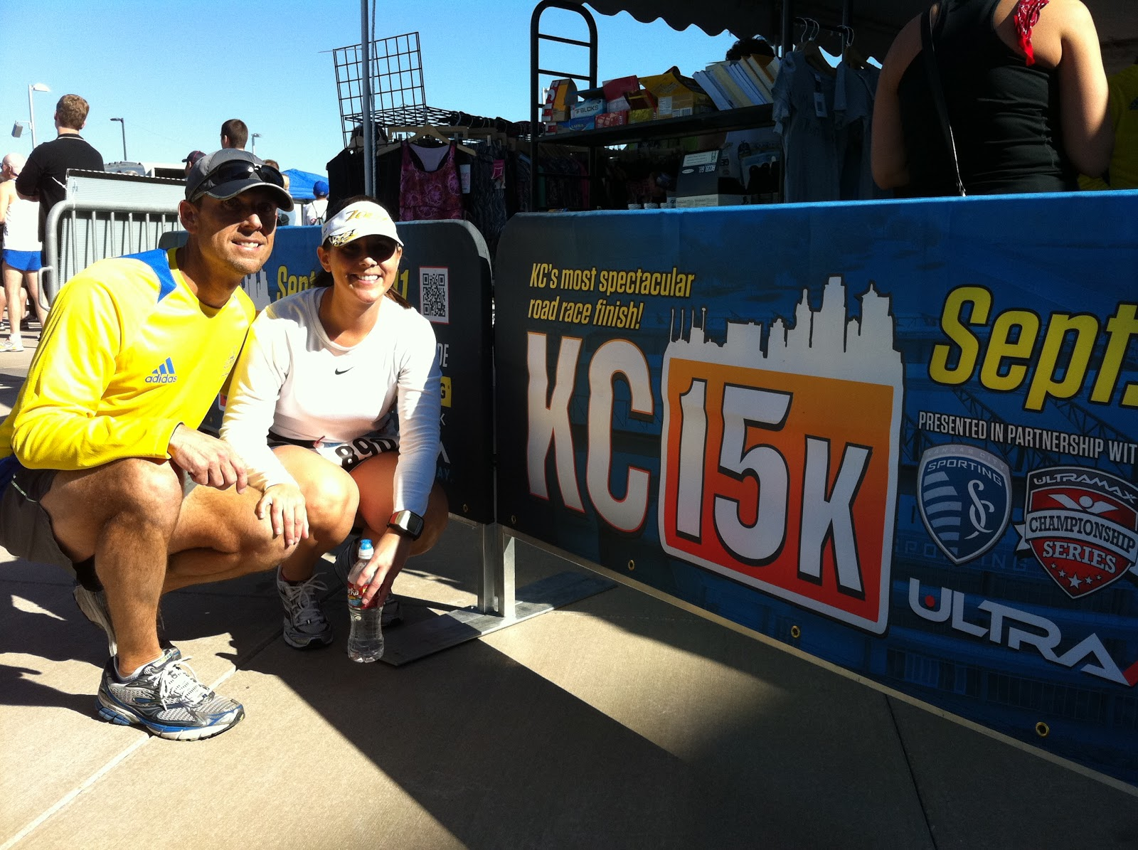 50 after 40: Cerner Kansas City 15K Race Report