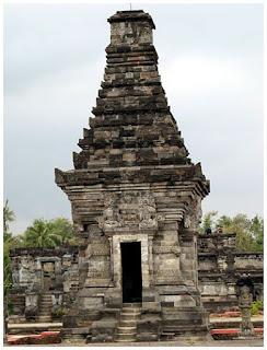 Candi Penataran. Blitar, Jawa Timur.