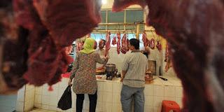 Harga Daging Sapi di Bekasi Naik Menjadi Rp 140.000 per Kg Jelang Lebaran 2019