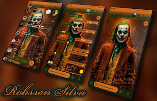 Joker Theme For YOWhatsApp & Fouad WhatsApp By Robsson