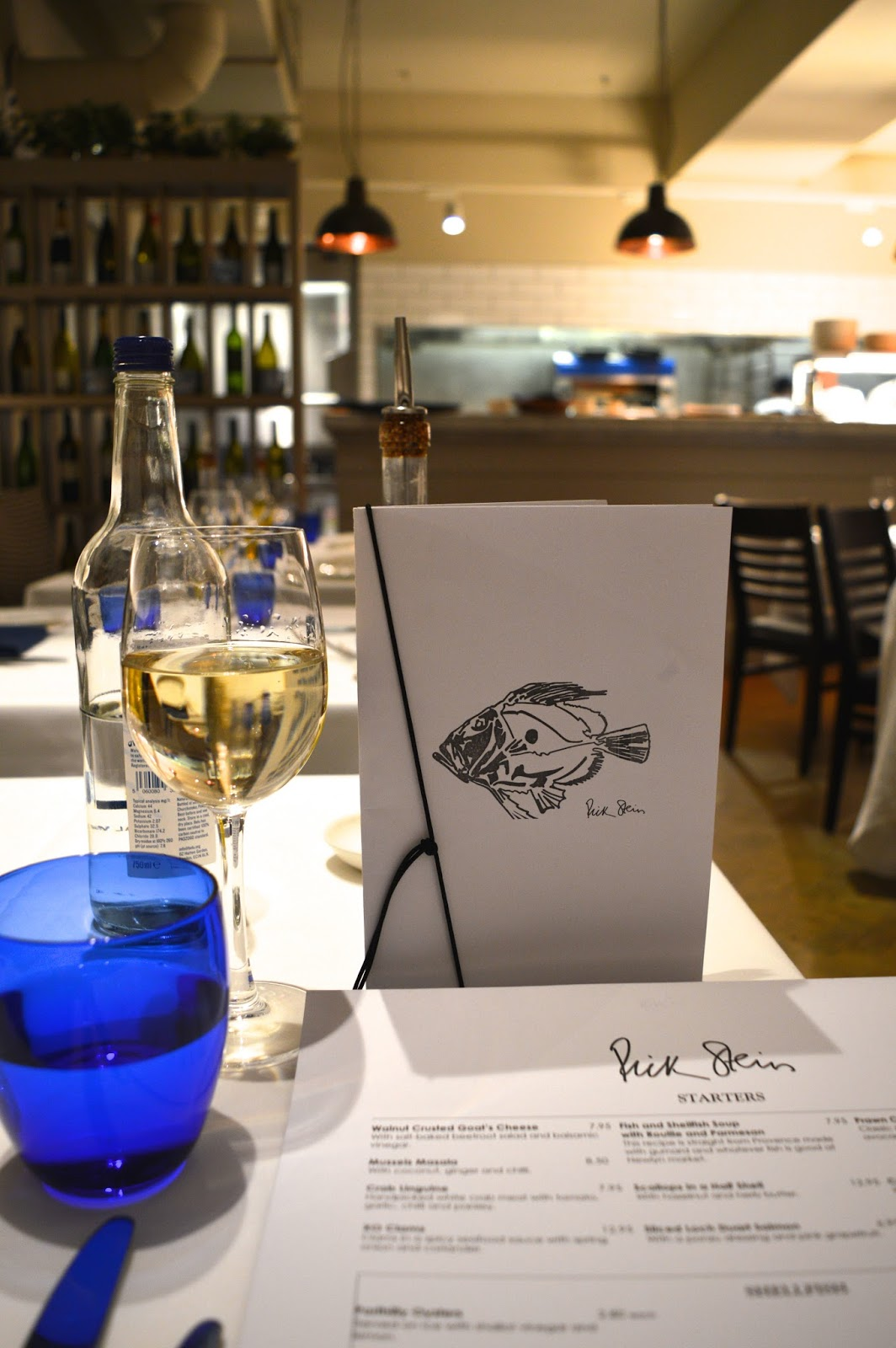 Rick Stein Winchester review, Rick Stein restaurant, food bloggers, Hampshire food blogger