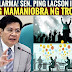 Jay Sonza Lectures Sen. Ping Lacson Regarding the Alleged Gov't Troll Farms