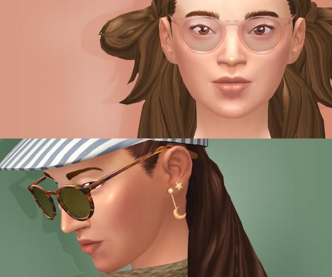 Bateman Glasses