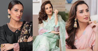 Actress Momal Sheikh Looking Awesome in New Photoshoot