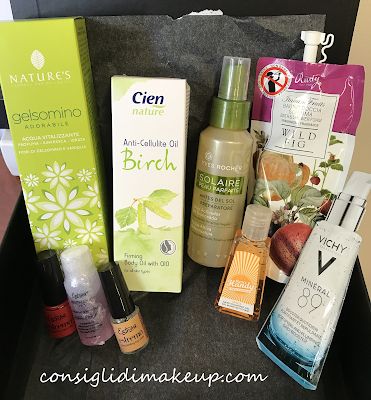 Mybeautybox Maggio 2017: Good Morning Sunshine