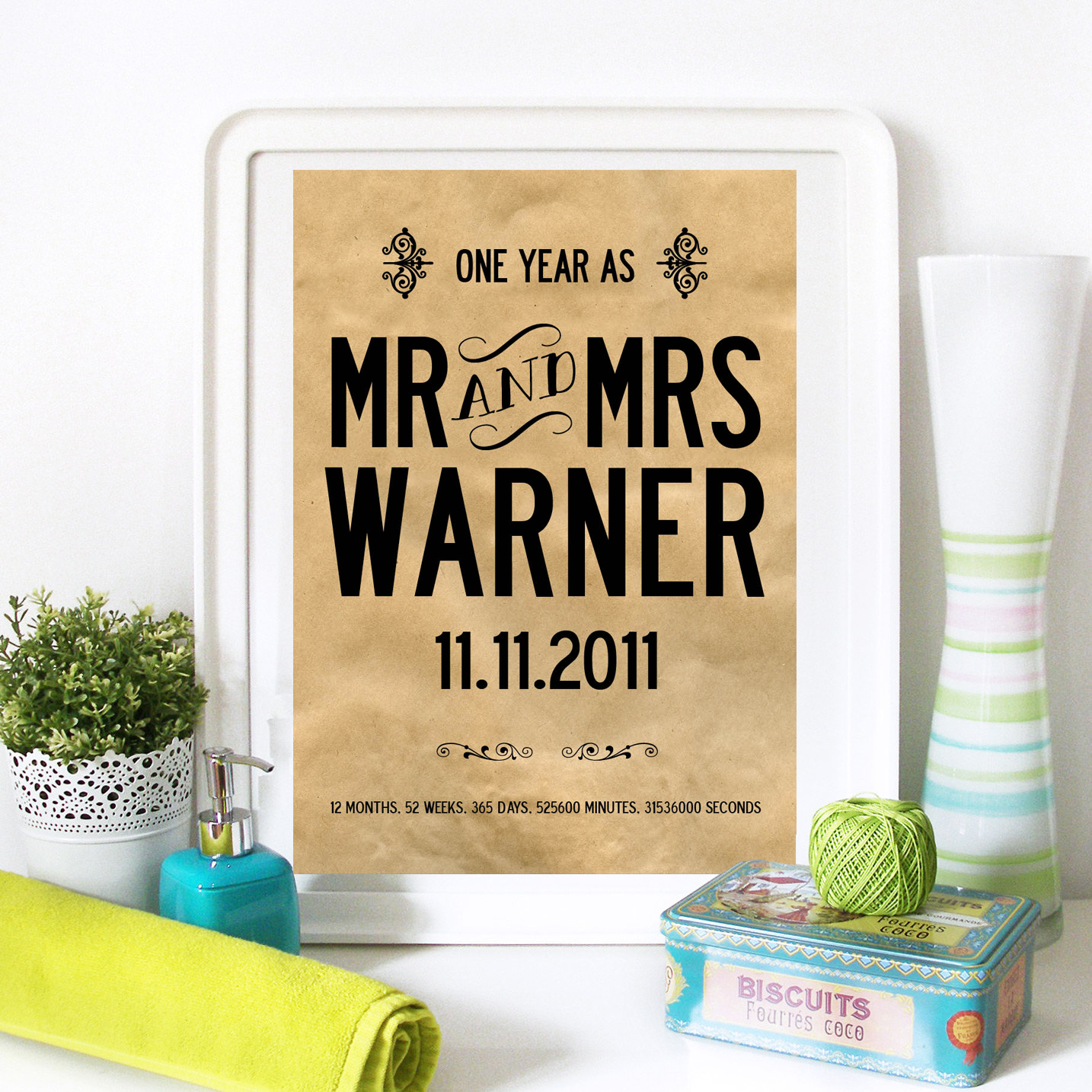 old traditions and new celebrations 1st wedding anniversary gift Old Traditions and new Celebrations I LOVE DESIGN prints colours interiors family and everyday life