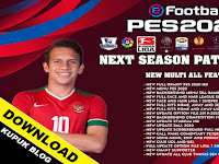 Update Patch Terbaru Season 2020 PES 6