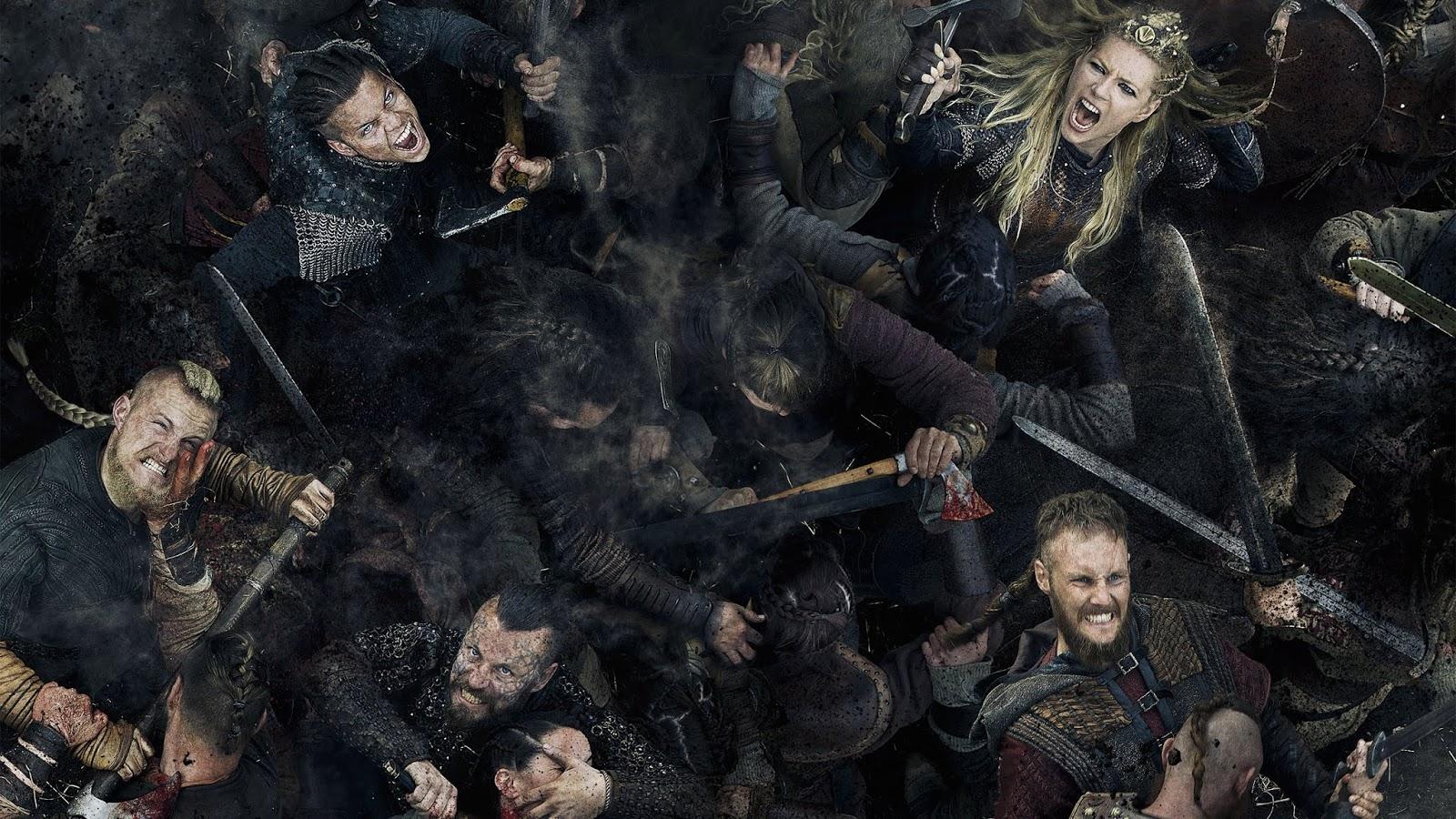 Huyền Thoại Viking 6