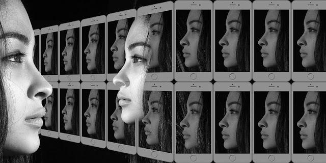 هل تعلم أن الذكاء الاصطناعي يستخدم صوتك ليتخيل ويتعرف على شكل وجهك !