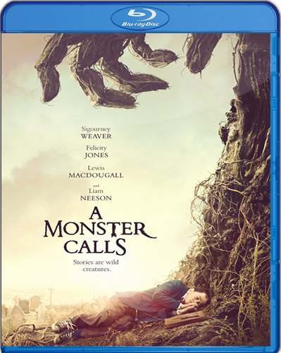A Monster Calls [2015] [BD25] [Español]