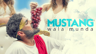 Mustang Wala Munda Lyrics