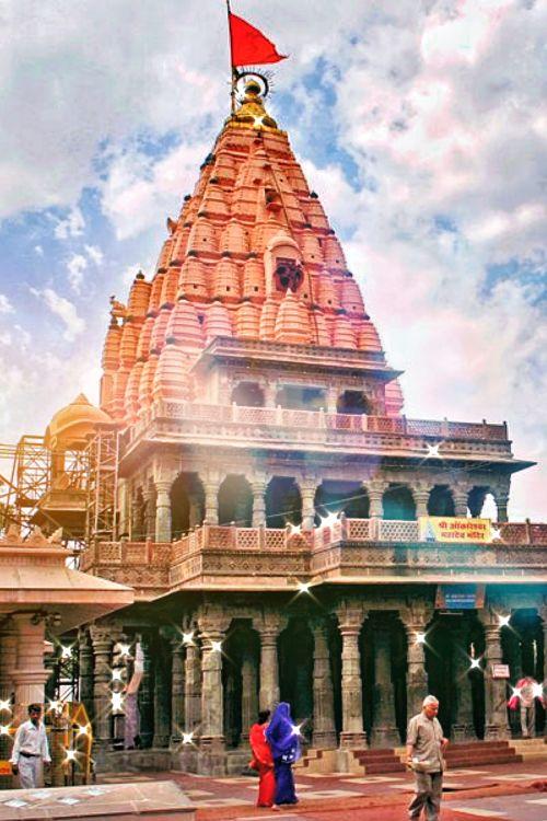 mahakaleshwar temple.