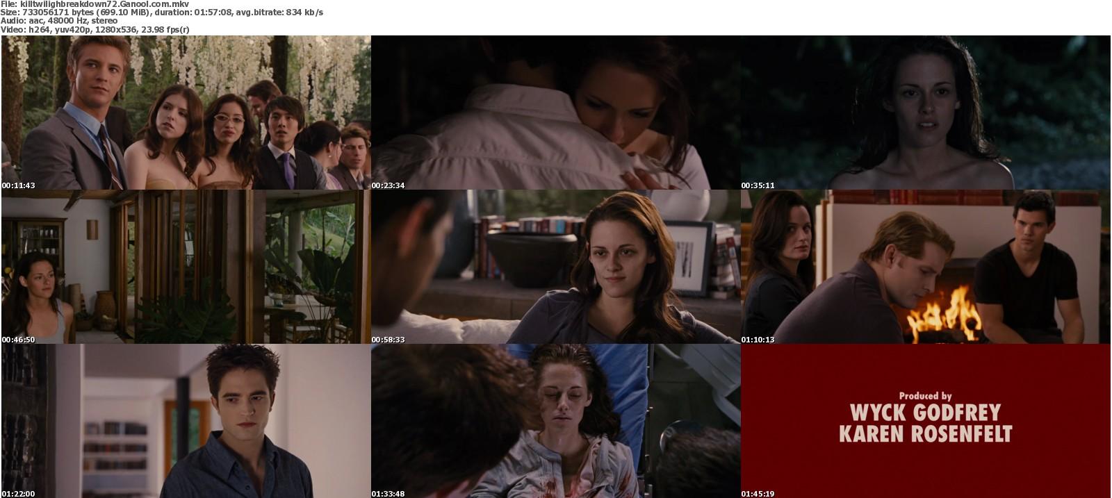 Aloron4all The Twilight Saga Breaking Dawn 2011 Bluray