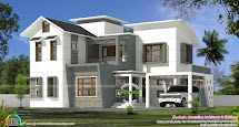 House Plans with Curved Roof Designs