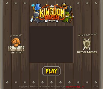 王國塔防中文版(Kingdom Rush),玩法新穎的塔防防禦遊戲!