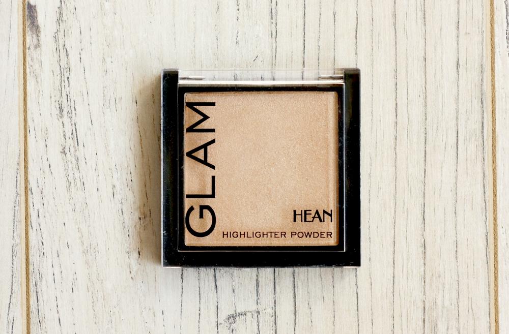 Hean Rozświetlacz Glam Highlighter