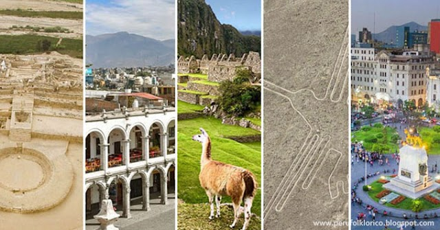 Conoce los 12 Patrimonios Naturales y Culturales del Perú que cautivan al mundo [FOTOS]
