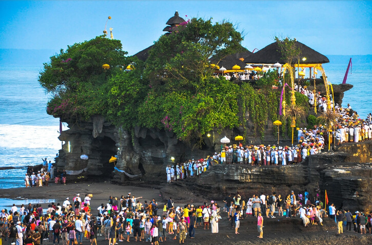 Wisata Bali Pura Tanah Lot