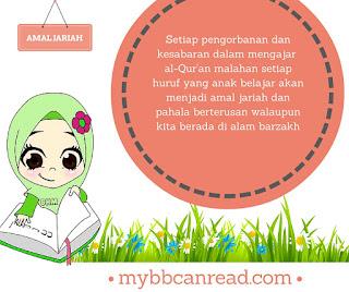 Kenapa Perlu Ajar Sendiri Anak Baca Qur'an?