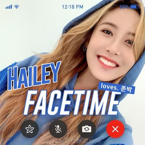 Hailey – FACETIME (loves. John Park) – Single