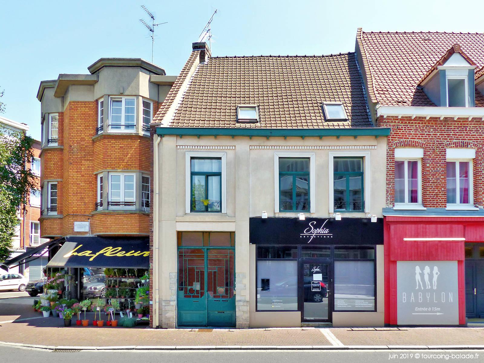 Sophia Esthétique - Rue de Tournai, Tourcoing