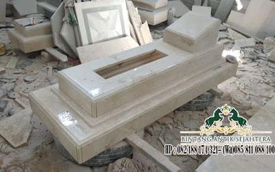 Pengrajin Makam Marmer Tulungagung, Model- Model Makam Marmer, Harga Makam Marmer Minimalis