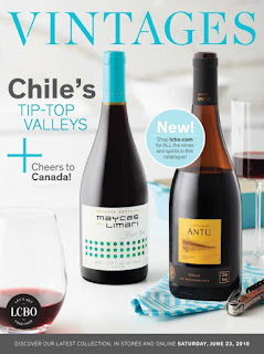 LCBO Wine Picks from June 23, 2018 VINTAGES Release