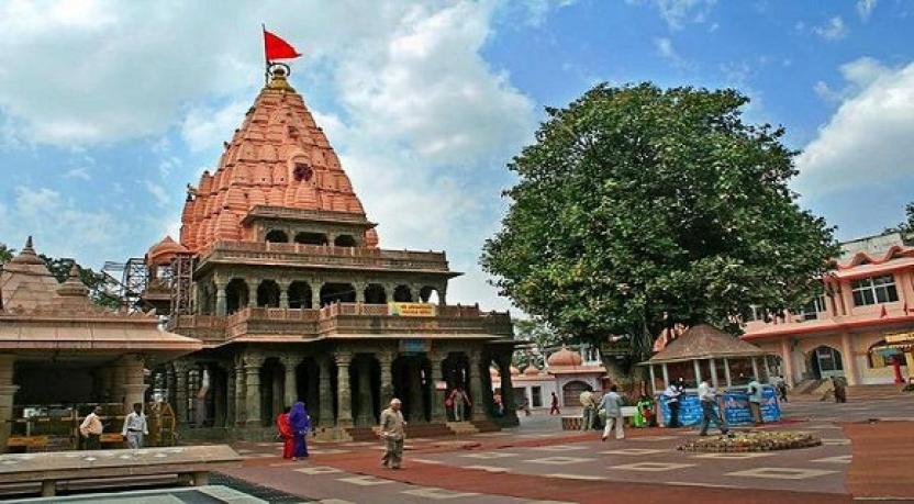 Mahakaleshwar Jyotirlinga Temple Ujjain One Of The
