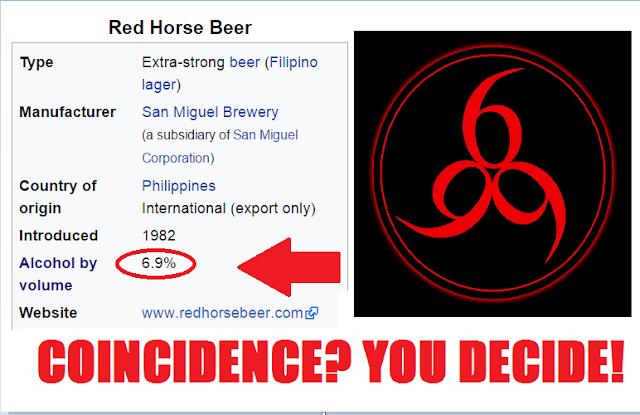 The Dark Secrets of Red Horse Beer