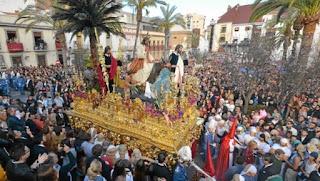 La Borriquita de Huelva aplaza sine die su salida extraordinaria con motivo de su 75 aniversario