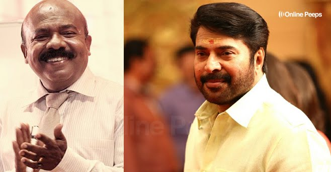 Mammootty About The Sound Of Kottayam Pradeep