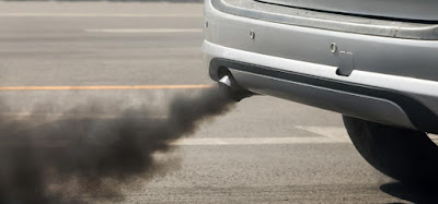 Warning Signs of automotive Exhaust device chemical process harm