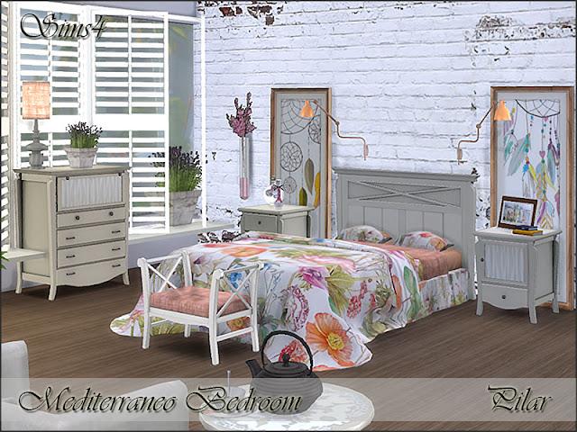 14-01-2020 Mediterraneo Bedroom