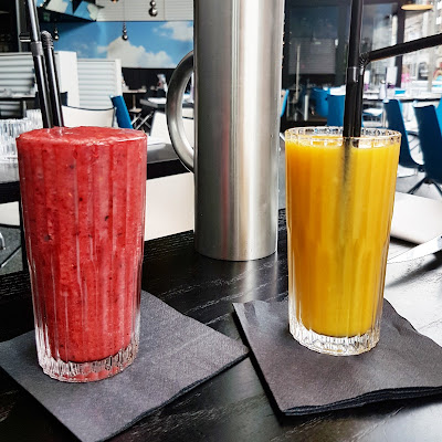 brunch smoothies cau glasgow