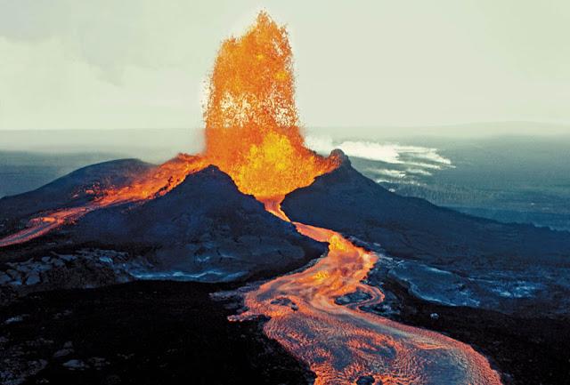 Smithsonian cria mapa interativo de terremotos, vulcões e emissões de SO2 desde 1960