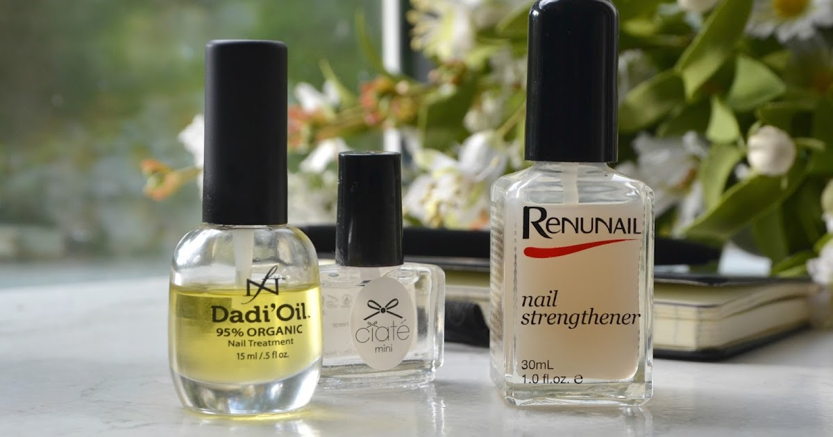 THE BEAUTY LOAD: Beauty Blog UK: THE ULTIMATE 3 STEP NAIL CARE ...