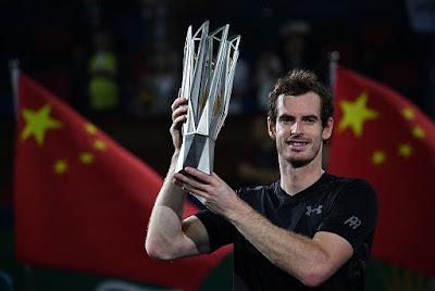 TENIS - Masters 1000 Shanghai masculino 2016: Andy Murray despertó del sueño a Roberto Bautista y logra su 6º título del año
