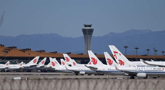 China opposes any restrictions from the United States on its flights: Foreign Ministry spox