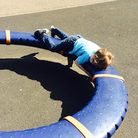 Five places you can show some understanding that makes a difference - our autistic son in the playground