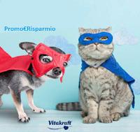 """Vitakraft """"Foto Contest Mascherando"""" : vinci gratis pacchi di prodotti per cani e gatti !"""