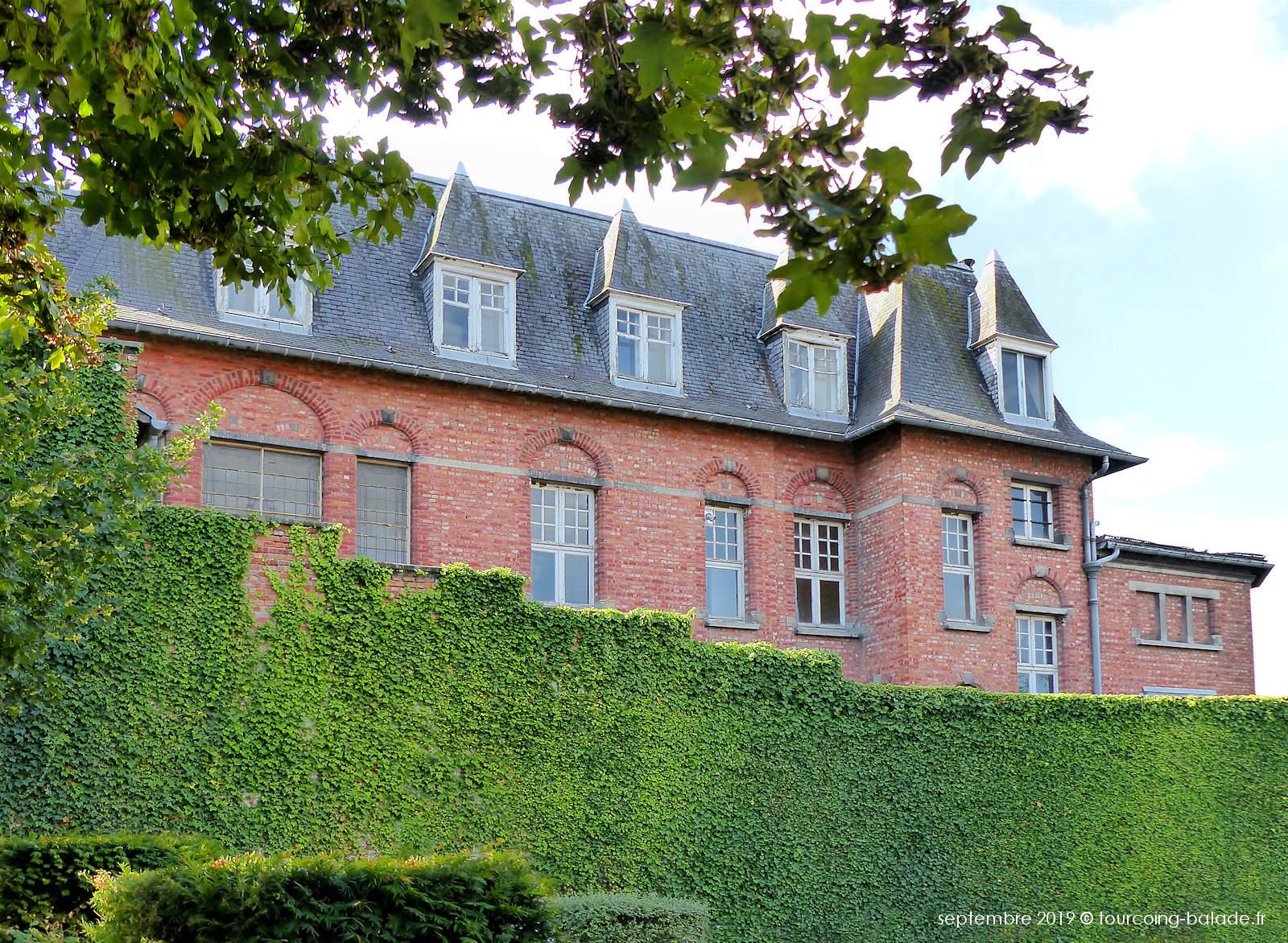 Tourcoing Rue Chanzy - Façade maison