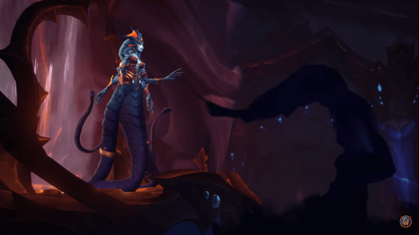 World Of Warcraft's Rise Of Azshara Update Now Live